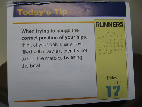 runners world tip