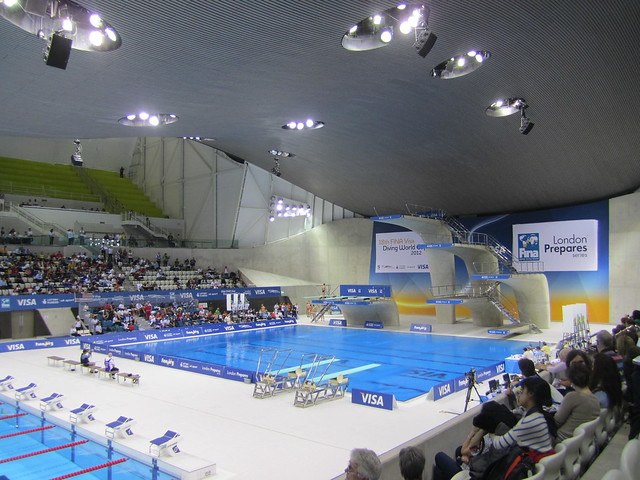 FINA Diving World Cup, Aquatics Centre, Olympic Park