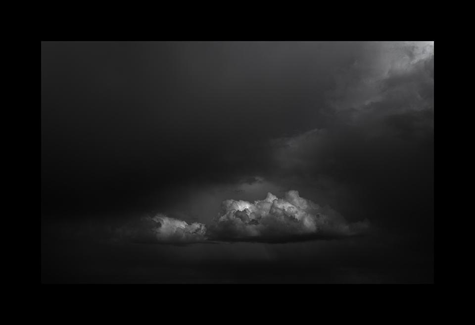 Bedfont Dark Cumulus by Nicholas M Vivian