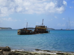 freight transport(0.0), harbor(0.0), tugboat(0.0), vehicle(1.0), ship(1.0), sea(1.0), ocean(1.0), bay(1.0), channel(1.0), shore(1.0), watercraft(1.0), shipwreck(1.0), coast(1.0), boat(1.0),