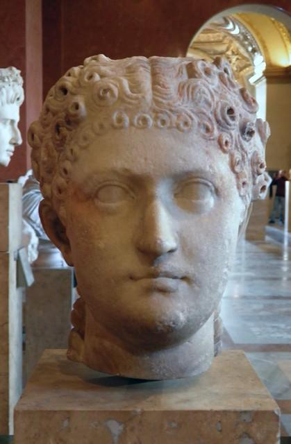 Agrippina Minor? (AD 15–59), c. AD 44, Louvre Museum