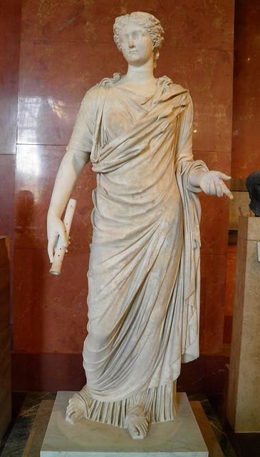 Livia, c. 50 BC, Louvre Museum