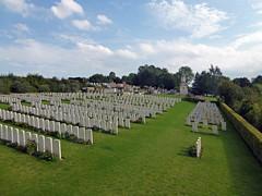 Gézaincourt Communal Cemetery Extension