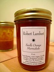 Robert Lambert Seville Orange Marmalade