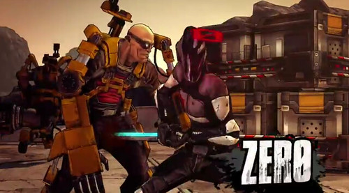 Borderlands 2 a look at the assassin zer0 borderlands 2 malvernweather Image collections