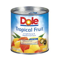 Dole Tropical Fruit Coupon