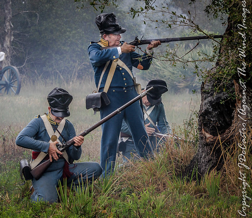 Infantry position-5612 by Against The Wind Images