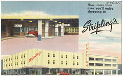 Now, more than ever you'll enjoy shopping at Stripling's
