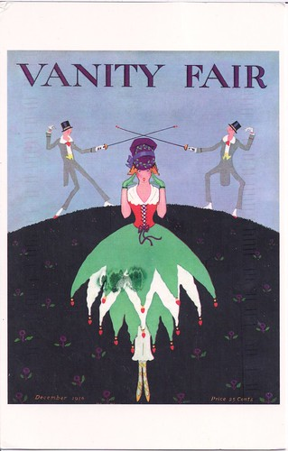 Vanity Fair Cover December 1916