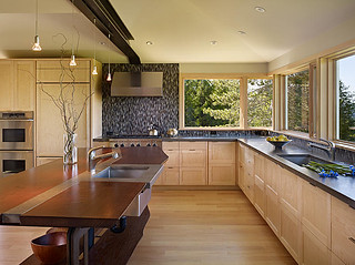 Kitchen by FINNE Architects