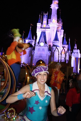 Cinderella Castle Dance Party - One More Disney Day