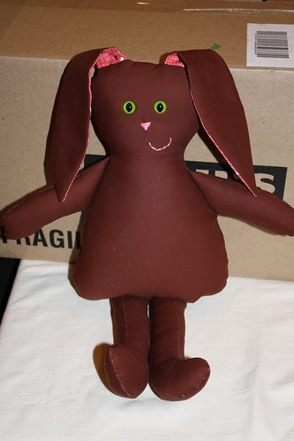 Cadbury the bunny