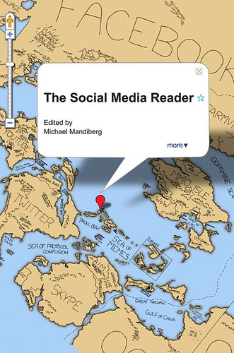 The Social Media Reader cover