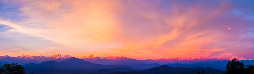 nepal nature landscape 日落 杜丽凯尔