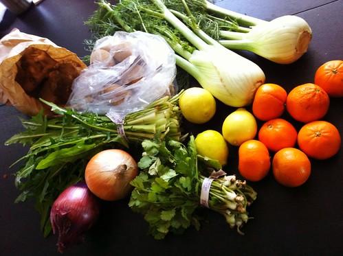 Farmer's market 3/7/12