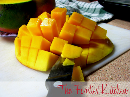 How-To Cut Mangoes