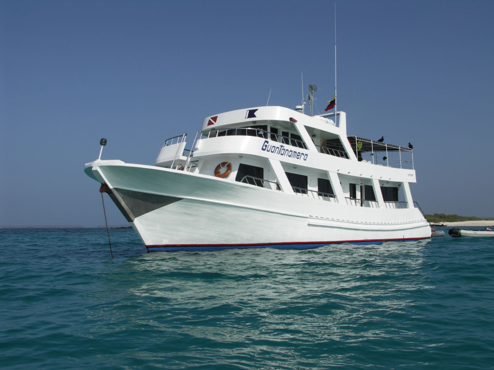 Guantanamera Yacht