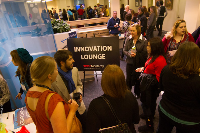 Whitney and the Innovation Lounge