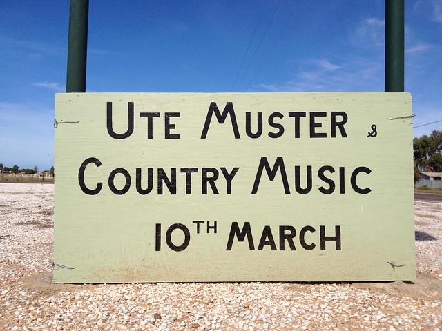 Ute Muster