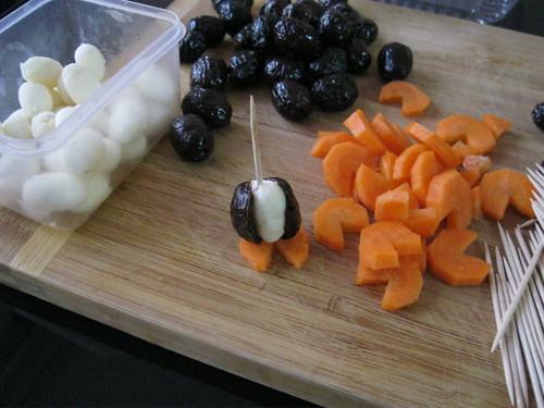 zeytin penguen yapılışı