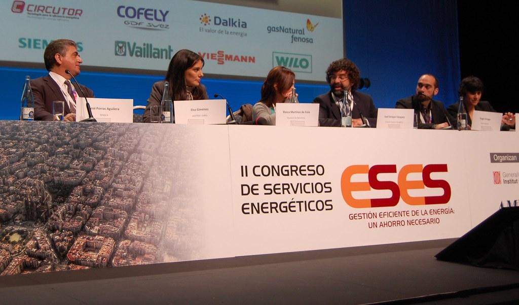 Ponencia de Ángel Ortega (EMTE Service) | El responsable de