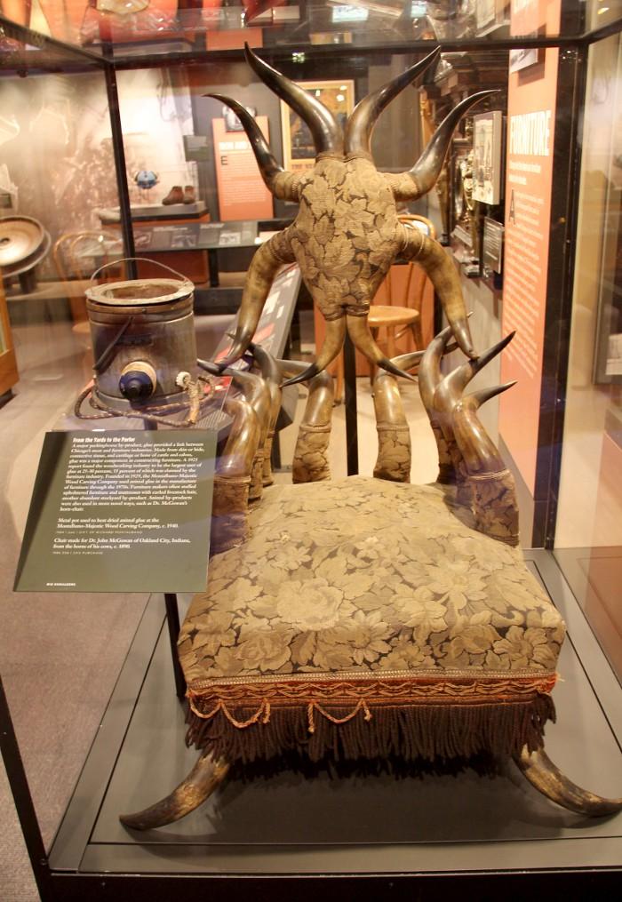 steerhornchair
