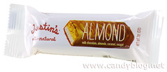 Justin's All Natural Milk Chocolate Almond Bar