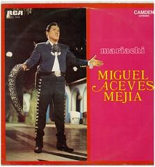 Miguel Aceves Mejia (1972) Mariachi