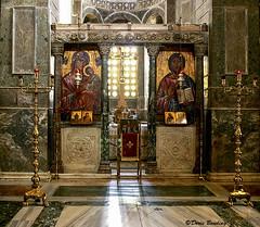 Monastery of Hosios Loukas, Greece  2005