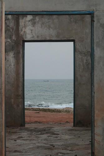 africa beach ghana brenubeach