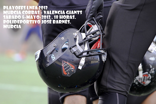 Murcia Cobras - Valencia Giants.