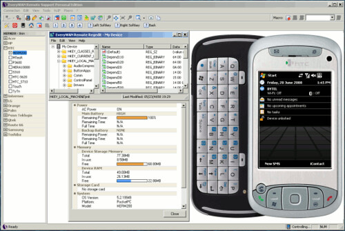 EveryWAN Remote Support Personal Edition