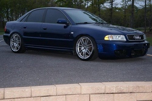 Rs4 front