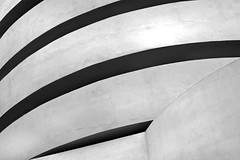 Guggenheim Museum, Composition in Grey