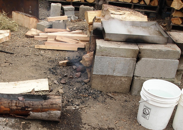 Maple sugaring and wood carving cronin s farm