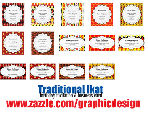 Traditional Ikat