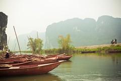 Baie d'Ha Long Terrestre - Ninh Binh - Hoa Lu - 31