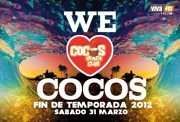 We ♥ Cocos - Fin De Temporada 2012 - Cocos Beach Club