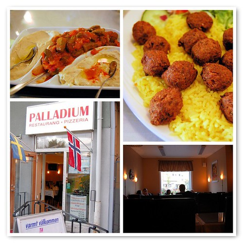 cafe palladium, kiruna