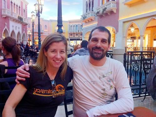 Erika and David