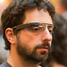 Google Co-Founder Sergey Brin Sports the New Google Glasses at Dinner in the Dark, a Benefit for the Foundation Fighting Blindness -- San Francisco, CA by Thomas Hawk