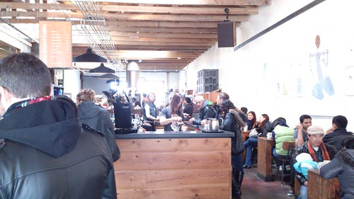 Four Barrel Coffee