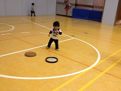 体育館とらちゃん(2012/4/7)