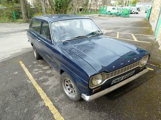 OWB 644K - 1972 Ford Escort 1.3 Estate