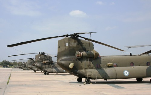 BOEING CH-47SD CHINOOK
