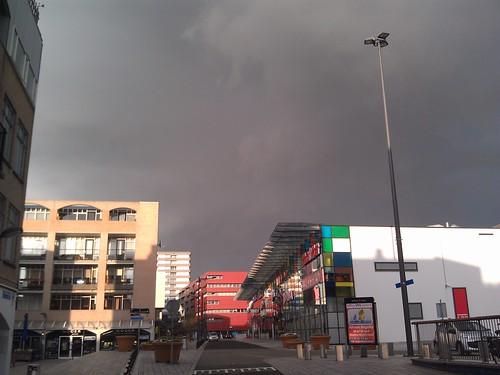 Cloudy contrast II