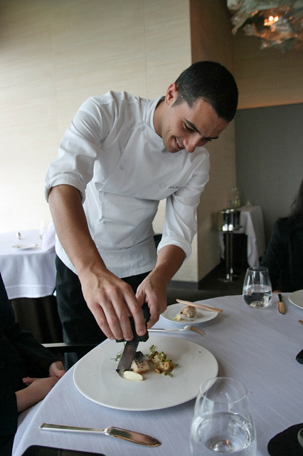 Chef Julien Royer of JAAN