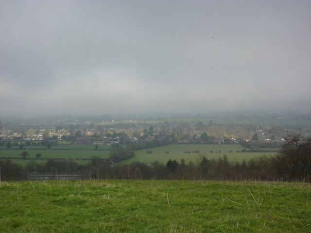 Tring in the distance