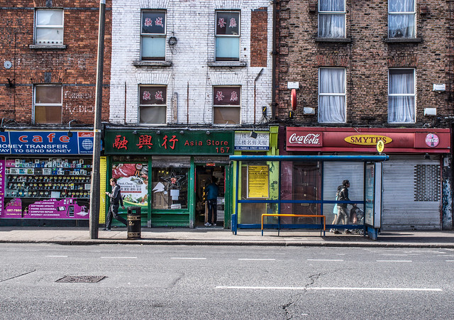 Is Parnell Street In Dublin Becoming Dublin's Chinatown