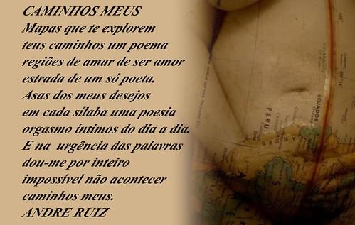 CAMINHOS MEUS by amigos do poeta